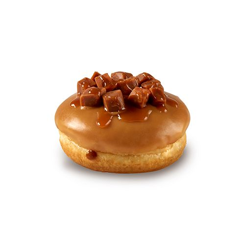 Maple & Caramel Donut