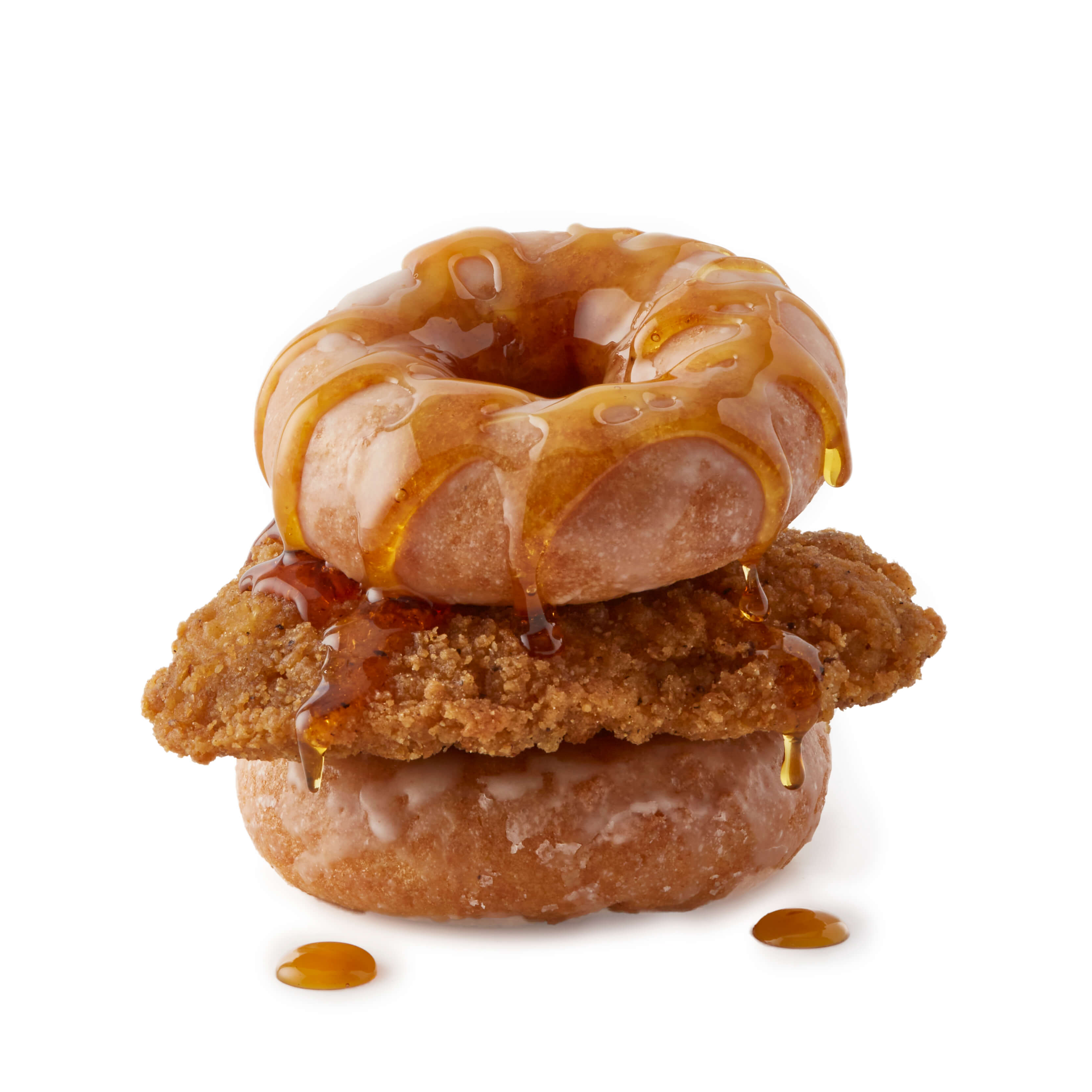 OFG - Old Fashioned Glazed Donut Sandwich