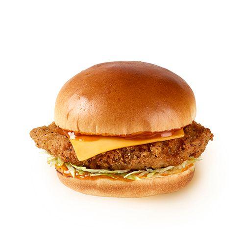 Tims® Crispy Katsu Chicken Sandwich