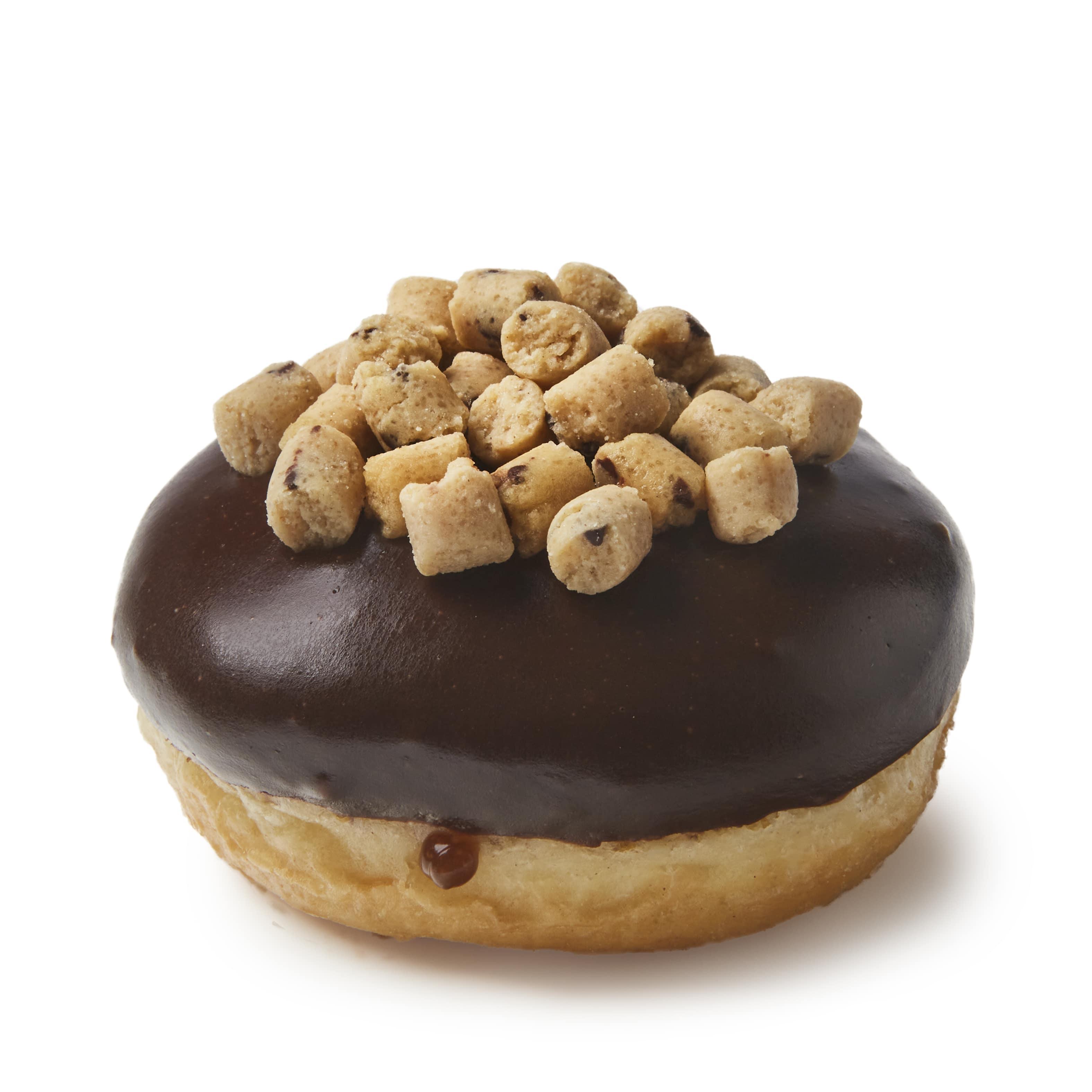 Cookie Dough Donut