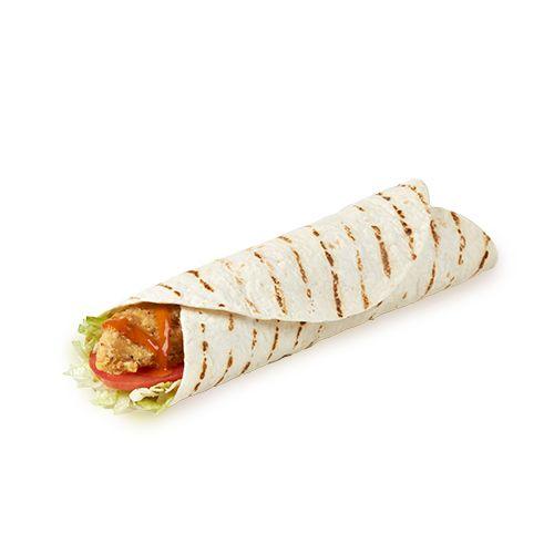 Crispy Katsu Chicken Wrap