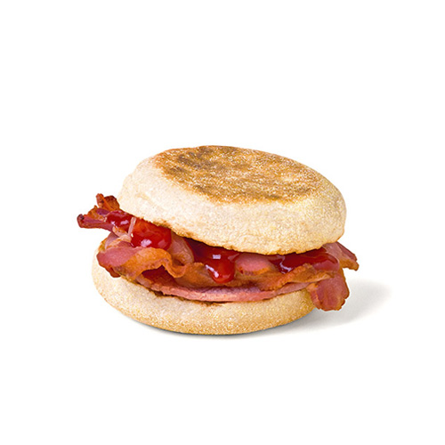 Bacon Muffin