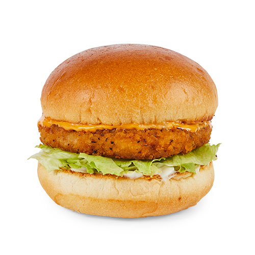 Crispy Meatless Chicken Sandwich